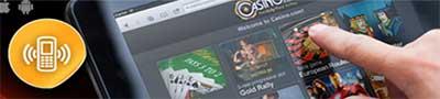 Vinn iPad när du provar Casino.com mobilcasino image