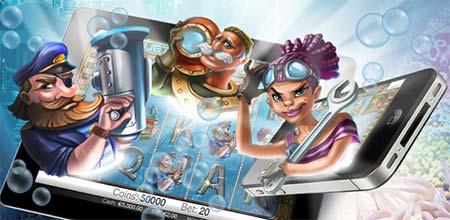 CasinoEuro utökar med fler mobil casino spel image