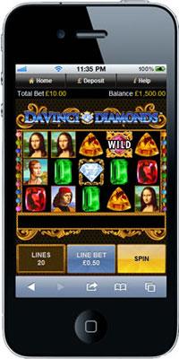 IGT tar mer av mobil casino marknaden image