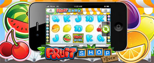 Fruit Shop Touch hos Leo Vegas image