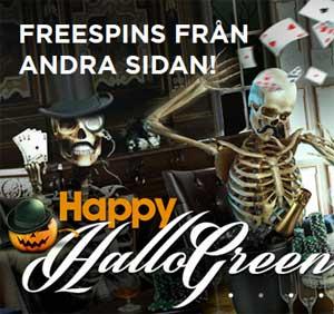 185 gratissnurr i Happy HalloGreen image