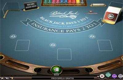 Leo Vegas VIP Blackjack image