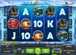 Leo Vegas först i världen med Lucky Angler Touch image