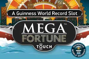 Spela Mega Fortune Touch hos Leo Vegas image