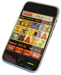 Vann 6 miljoner på Mega Moolah mobil image