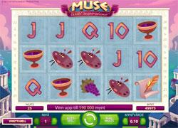 Net Entertainment lanserar Muse image