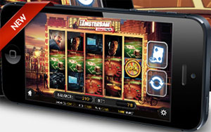 Sheriff Gaming lanserar 3D mobilslots image