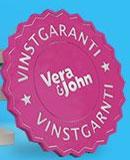 Vera & John firar bästa mobilcasino image