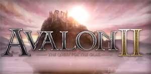 Titta på det häftiga introt till Avalon II spelautomaten image
