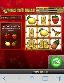 Ring the Bells Slot - Gratis casinospel på nätet