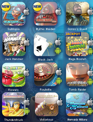 CasinoEuro mobilspel