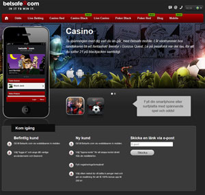 Betsafe mobil casino