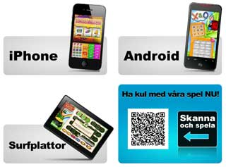 PrimeSlots mobil