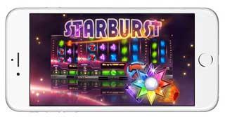 Starburst iPhone