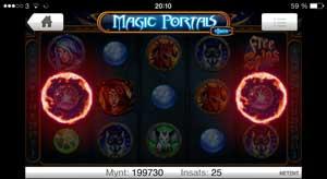 Magic Portals vinst