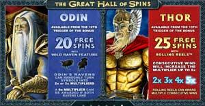 Odin och Thor