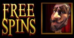 Free spins i True Illusions