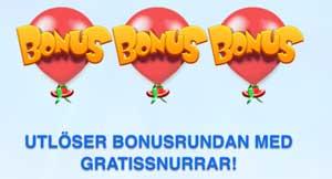 Balloonies bonusspel