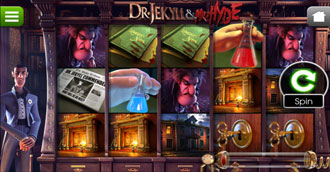 Dr Jekyll & Mr Hyde mobil slot