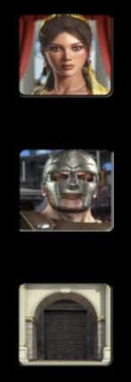 Gladiator specialsymboler