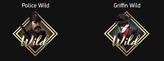 The Invisible Man vilda symboler