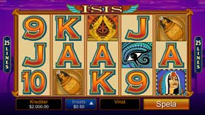 Isis mobil slot