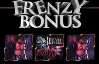 Mr Hyde frenzy bonus
