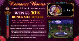 Starlight Kiss Romance bonus