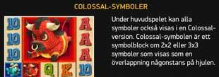 Colossal symboler