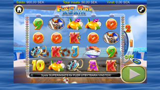 Foxin Wins Again mobil slot