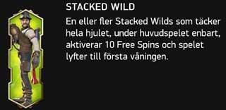 Steamtower Stacked Wild