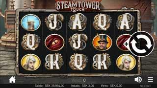 Steamtower Touch