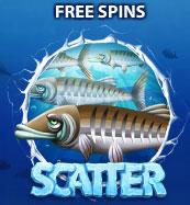 Lucky Angler Scatter